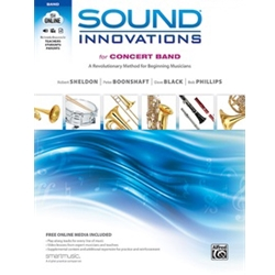 Sound Innovations, Book 1 [Oboe]