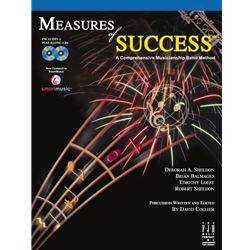 Measures of Success  Bass Clarinet Book 1