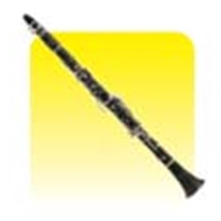 Music Man Rental Instrument MMIRNTWDCL_NN Rental Wood Clarinet - Near New